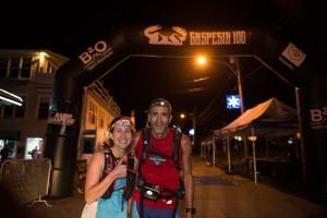 Ultra Trail Gaspesia 100, Trail de Lune