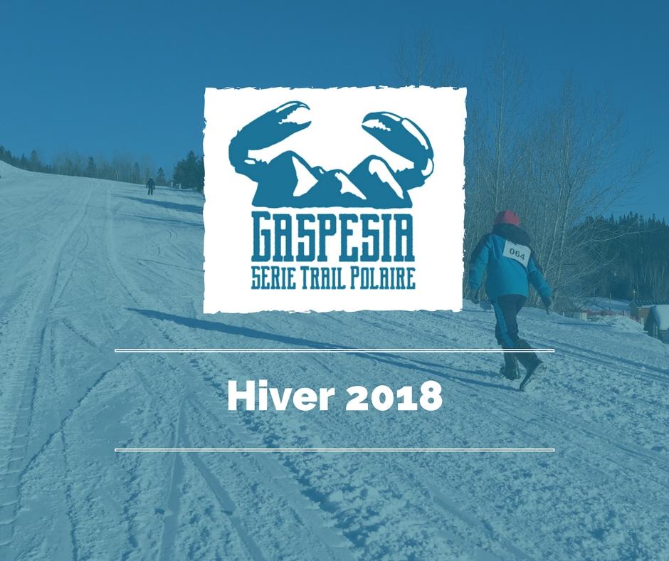 Série Trail Polaire Gaspesia