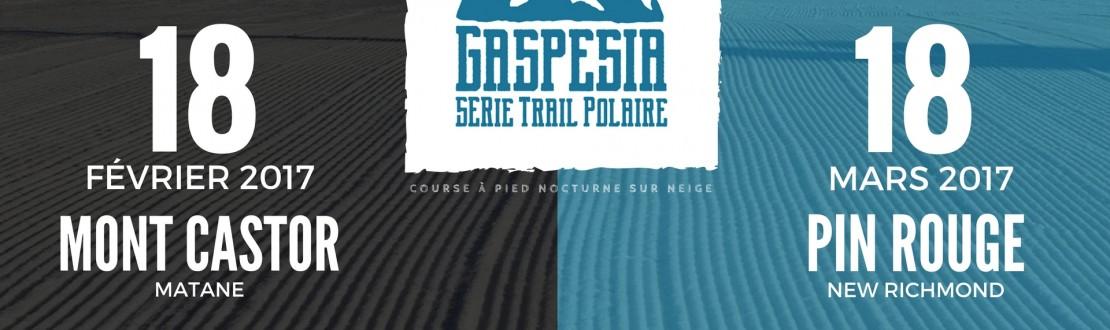 Série Trail Polaire Gaspesia 2017 Visuel conjoint