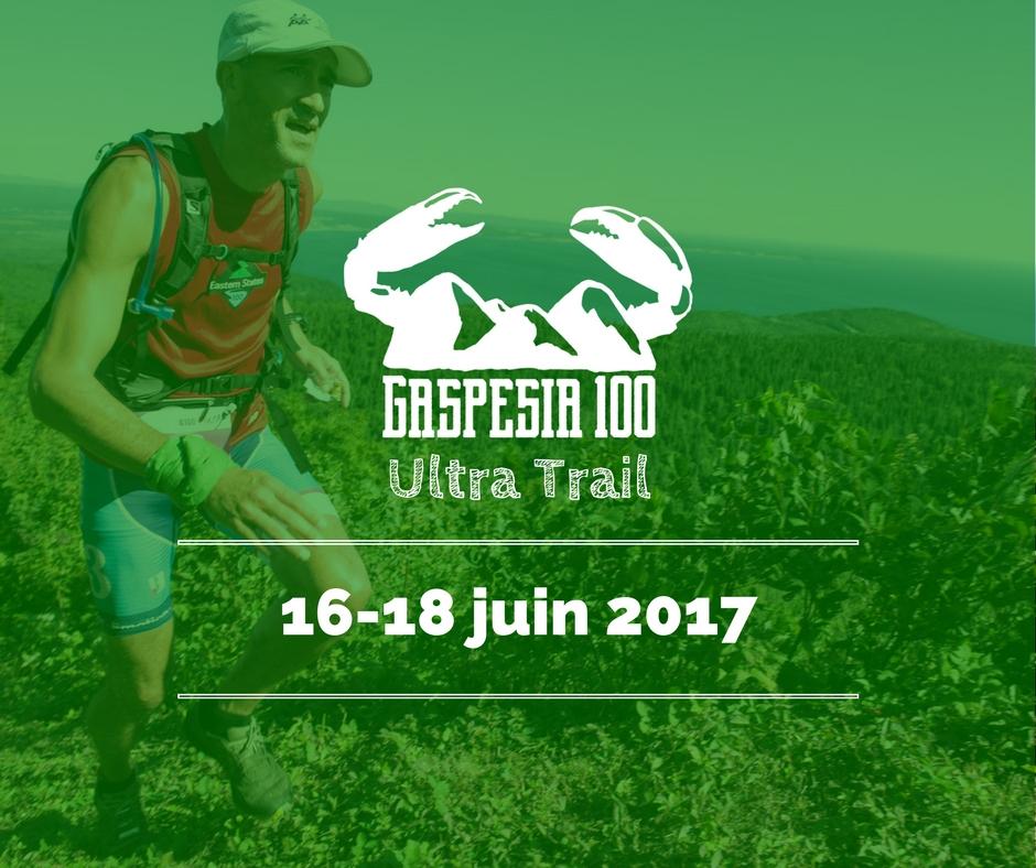 Ultra Trail Gaspesia 100