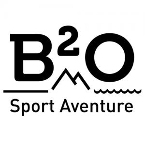 b2o sport aventure logo série gaspesia