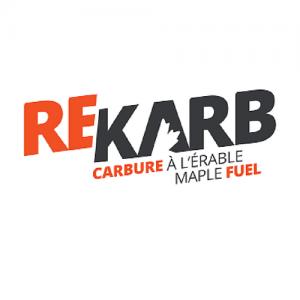 rekarb logo série gaspesia